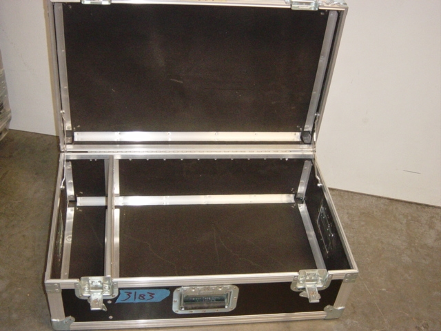 Print # 3183 - Custom case for Shure Beta Microphone with accessories Compartment By Nelson Case Corp