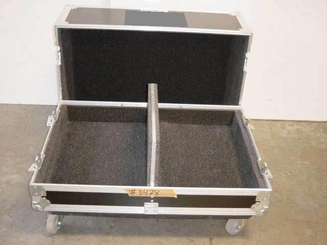 Print # 3478 - Custom case for two EAW SM1292 speakers By Nelson Case Corp