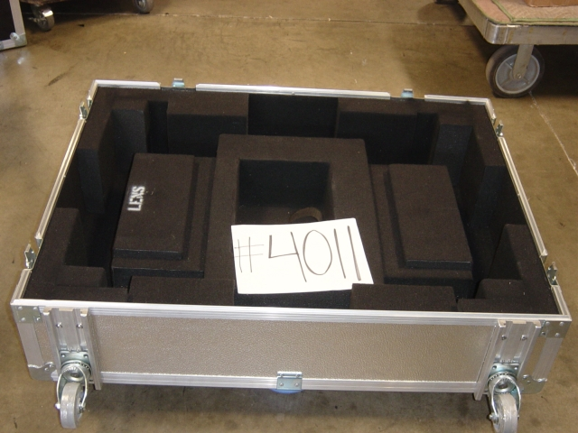 Print # 4011 - Custom Case for NEC Projector DLP-Cinema iS8-2K By Nelson Case Corp