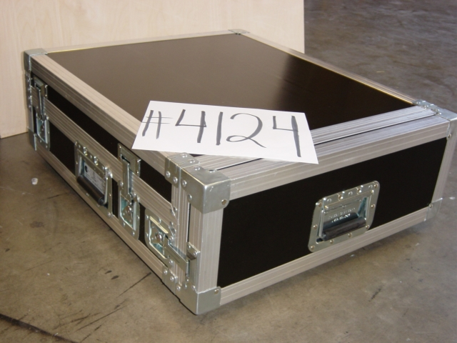 Print # 4124 - Custom case for Roland MV-8000 By Nelson Case Corp