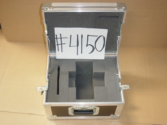 Print # 4150 -  Custom case for Sanyo LNS-M01Z Lens By Nelson Case Corp