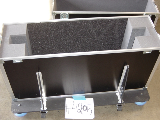 Print # 4205 - Custom case for Samsung PPM50M5H 50 inch plasma display By Nelson Case Corp