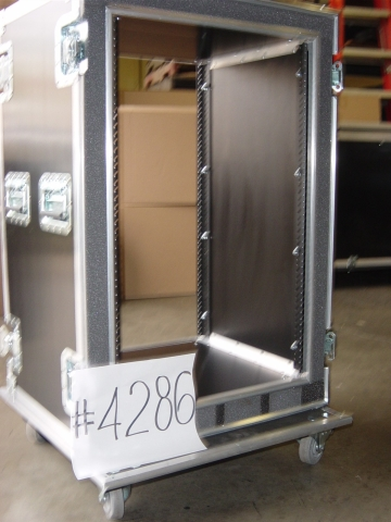 Print # 4286 - Custom 17 Space Rack. Double Rack 18 By Nelson Case Corp