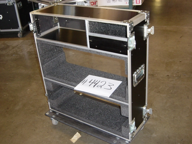 Print # 4423 - Custom case for Framus Dragon Head and Mesa Dual By Nelson Case Corp