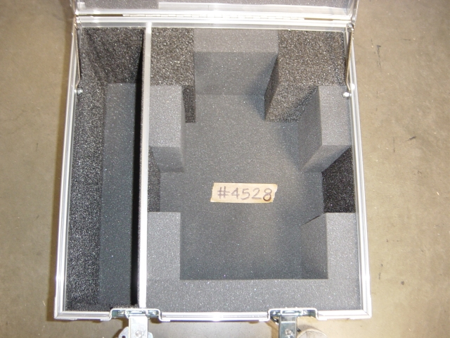 Print # 4528 - Custom Case for Ikegami TM9-3 and TM9-3D By Nelson Case Corp