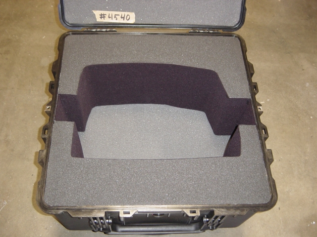 Print # 4540 - Pelican case for Christie Digital DS+650 Projector By Nelson Case Corp