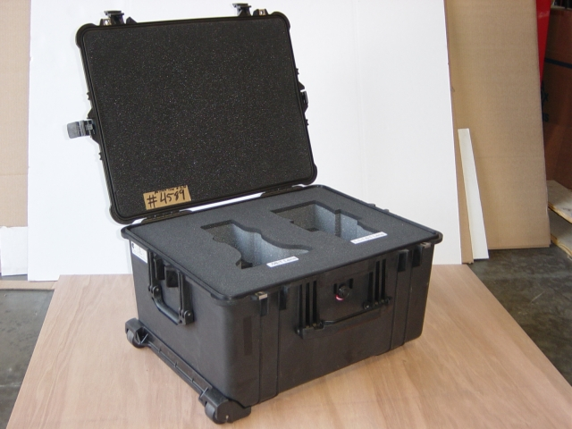 Print # 4589 - Pelican Case #1620 for .08:1 LENS By Nelson Case Corp