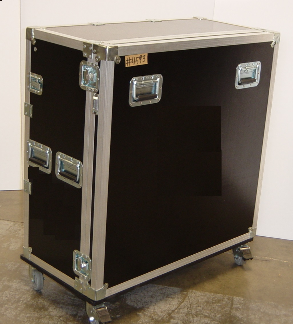 Print # 4593 - Custom Road Case For Color Kinetic CB-12 By Nelson Case Corp