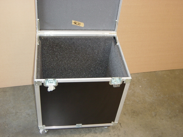 Print # 4630 - Custom case for Bass Drum By Nelson Case Corp