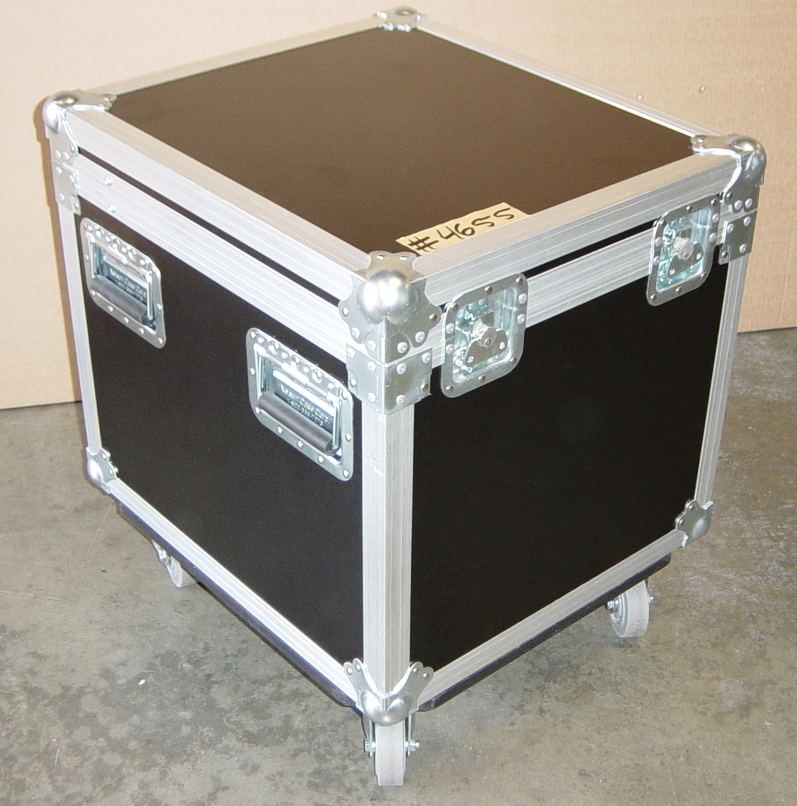 Print # 4655 - Custom Case for HP 3600n Color Laser Jet Printer By Nelson Case Corp