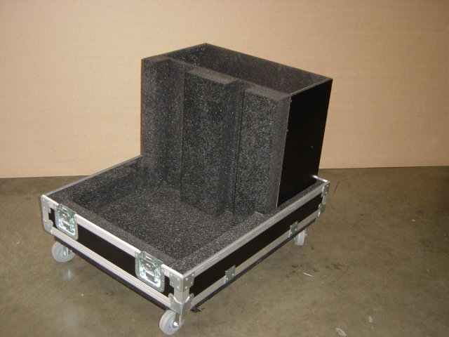 Print # 4669 - Custom case for 25K/30K Ballast By Nelson Case Corp