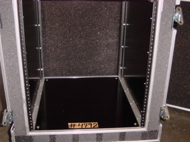 Print # 4792 - Custom case for 12 Space Double Rack for M7CL Power Supply By Nelson Case Corp