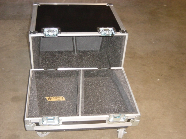 Print # 4803 - Custom case for D and B Q7 Audioteknic By Nelson Case Corp