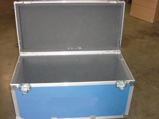 Print # 4922 - Custom case for trade show supplies  By Nelson Case Corp