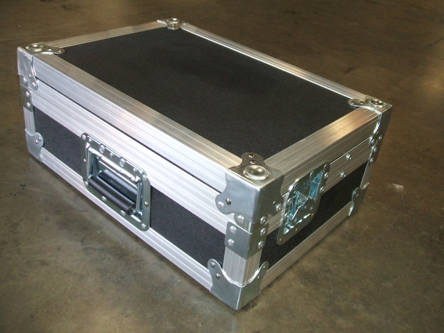 Print # 5414 - Custom Case for Meyer Sound CueConsole By Nelson Case Corp