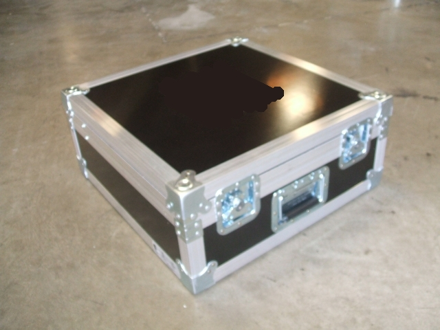 Print # 5431 - Custom Case for ETC ION Console. By Nelson Case Corp