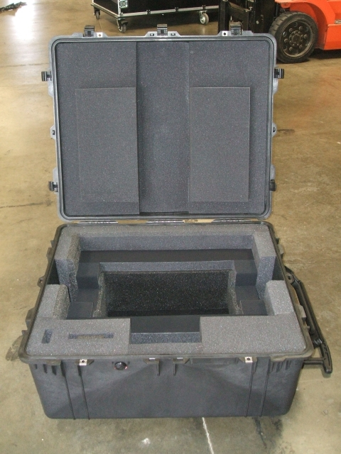 Print # 5507 - Pelican 1690 Case for Apple iMac Computer 27 Inch Display with Accessories.