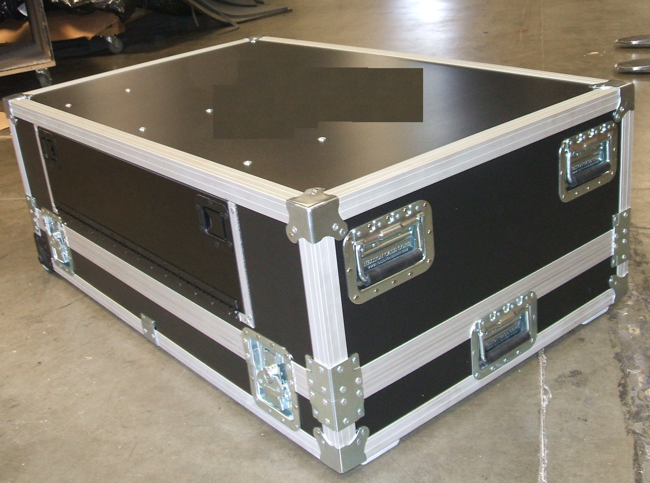 Print # 5691 - Custom Case for (1) ETC EOS Lighting Console which includes 3 By Nelson Case Corp