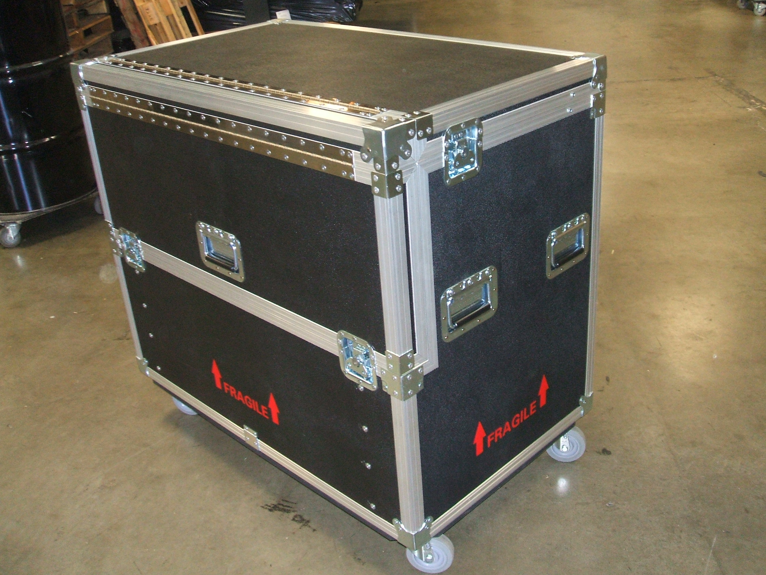 Print # 5887 - Custom Case for (1) 3ality TS-35 Camera Rig  By Nelson Case Corp