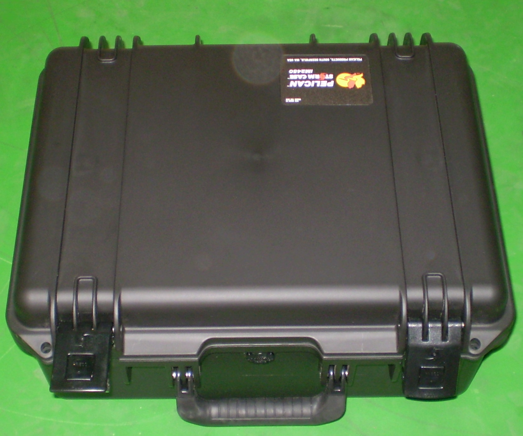 Print # 5950 - Retrofit iM2450 Storm Case for Lenovo Thinkpad Tablet 2 Kit By Nelson Case Corp