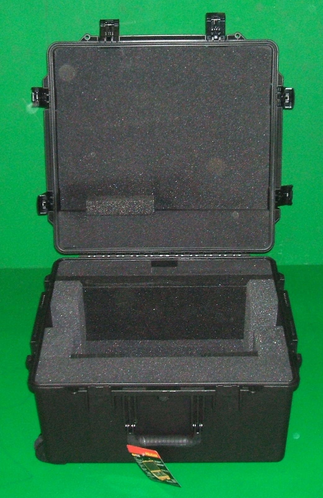 Print # 6020 - Storm iM2875 Case w/ Custom Foam Insert for (1) Barco Screen Pro II Controller By Nelson Case Corp