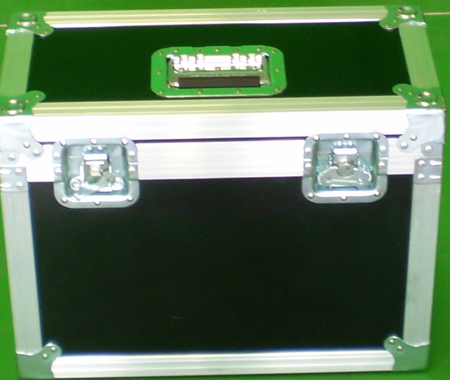 Print # 6075 - Custom Case for TV Logic LVM-172W LCD Monitor and Bracket By Nelson Case Corp