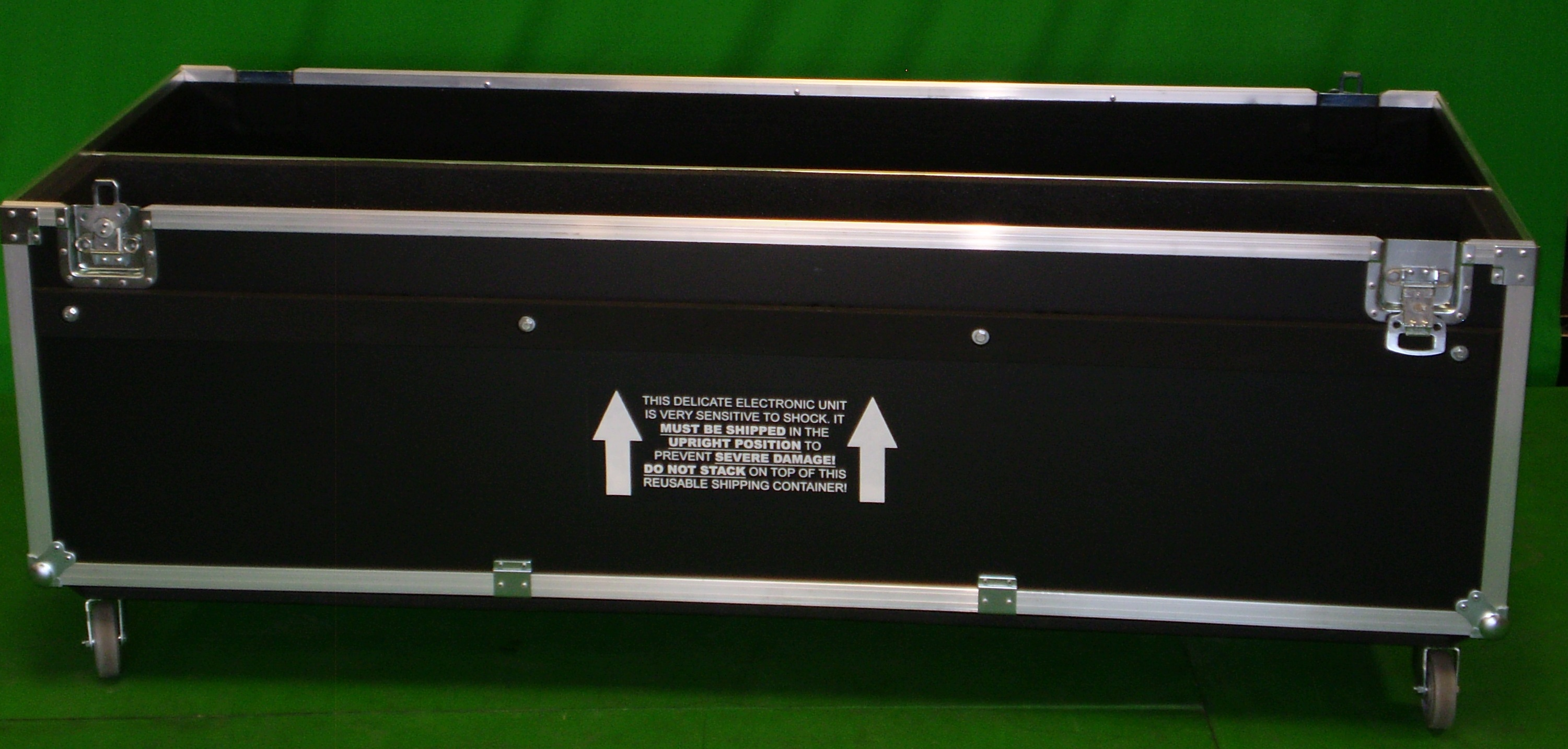 Print # 6171 - Custom Case for Panansonic 65 inch in its box By Nelson Case Corp