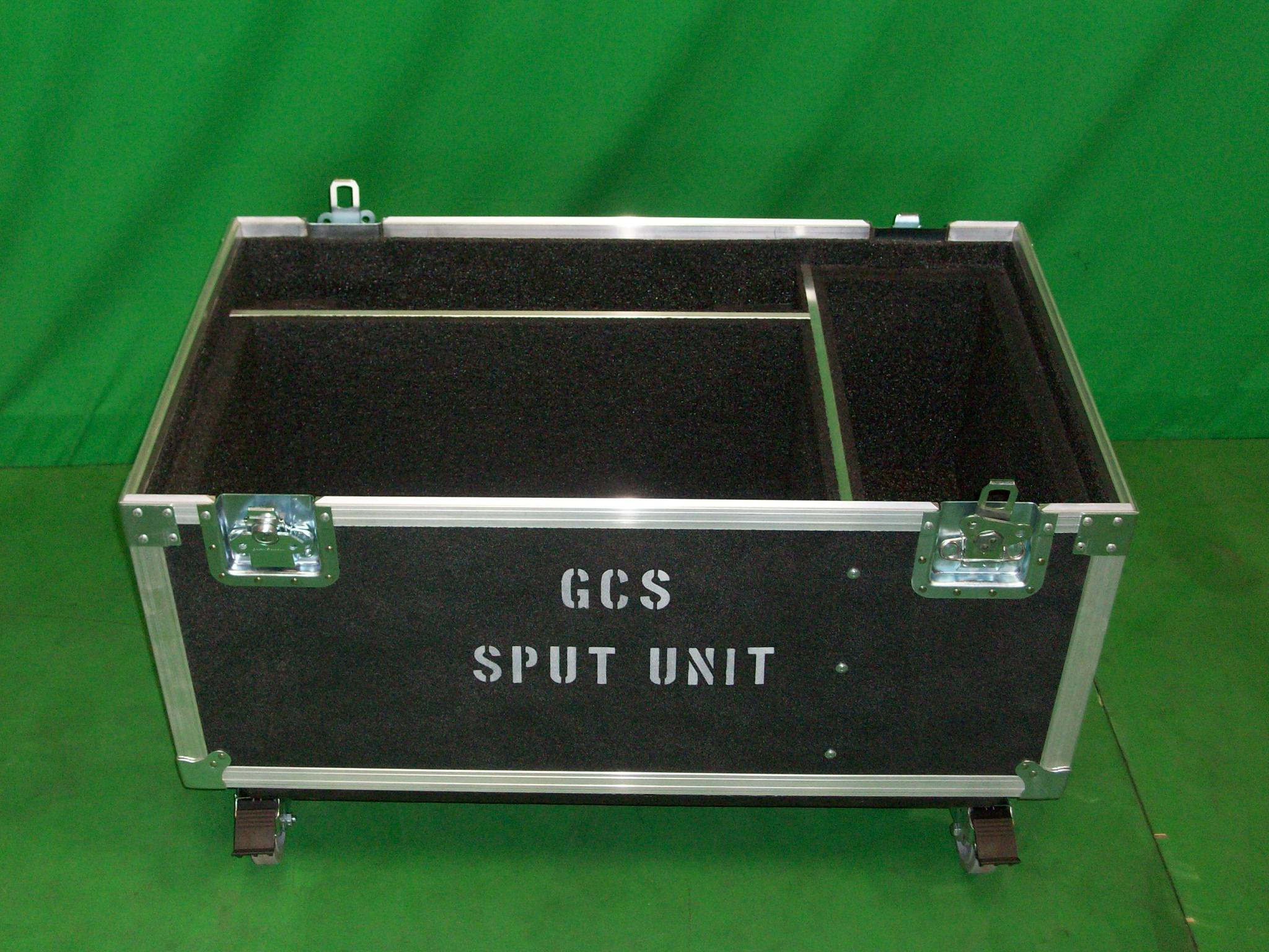 Print # 6278 - Custom Case for SPUT Unit By Nelson Case Corp