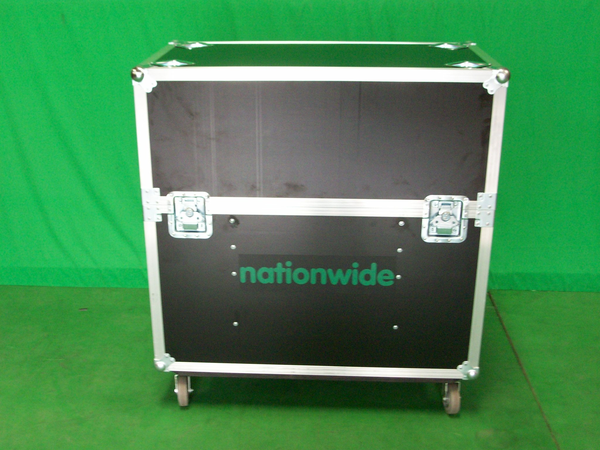 Print # 6314 - Custom Case for (2) Premier Mount TS-Base Floor Stands By Nelson Case Corp