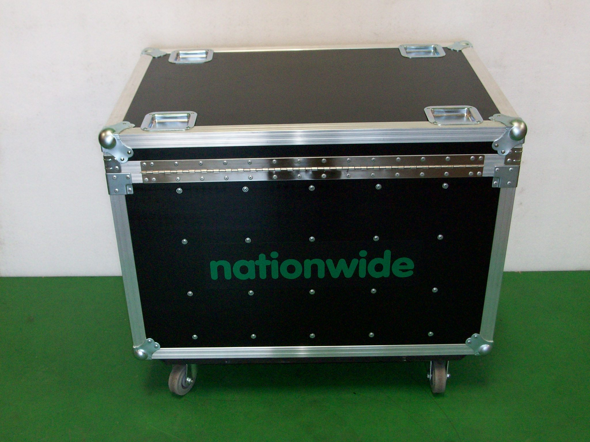Print # 6358 - Custom Road Case for 6-Pack Absen A-7 LED Panels Kit By Nelson Case Corp