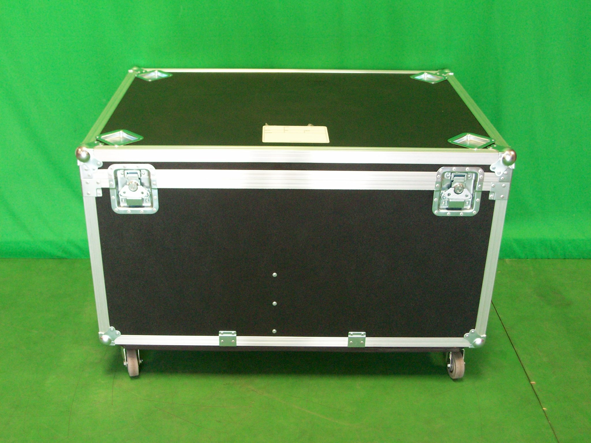 Print # 6419 - Custom Case for Sony HXC-100 Camera Kit with 2-RU Studio Rack By Nelson Case Corp