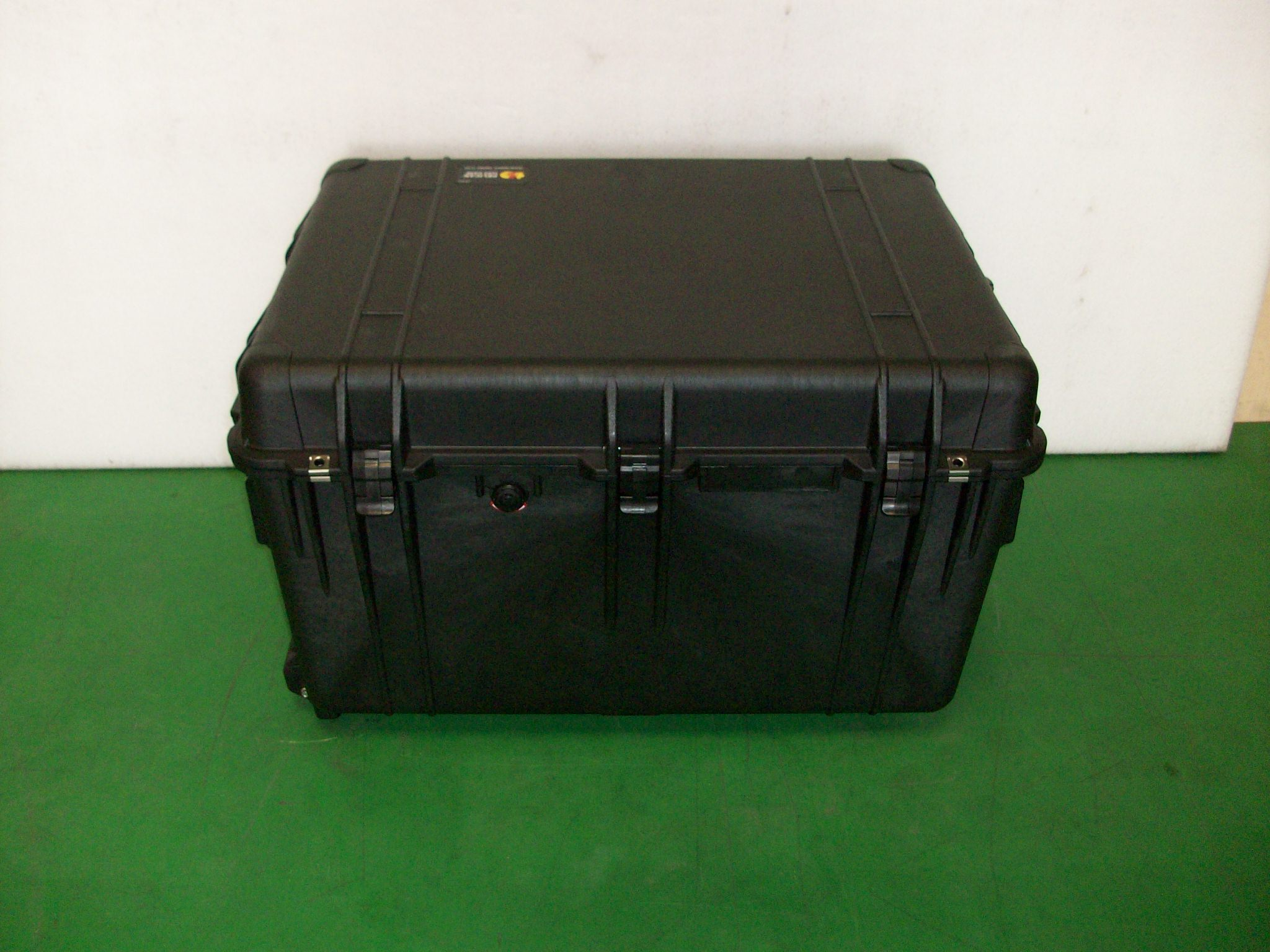Print # 6431 - Pelican 1660 Case for (1) Sony PVM2541 Unit By Nelson Case Corp