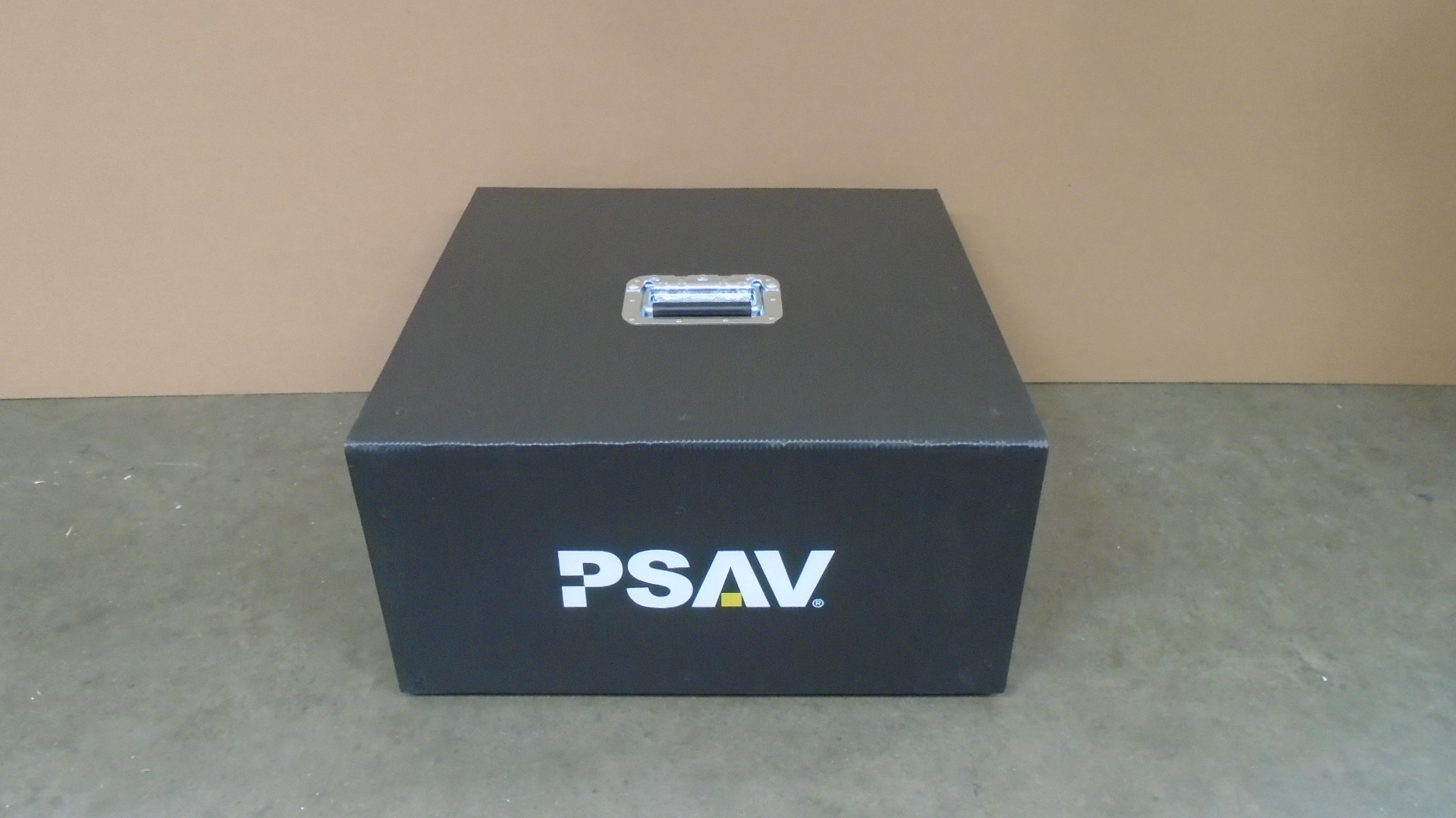Print # 7369 - Custom Corrugated Box for Hewlett Packard LaserJet Pro M402N Printer Kit By Nelson Case Corp