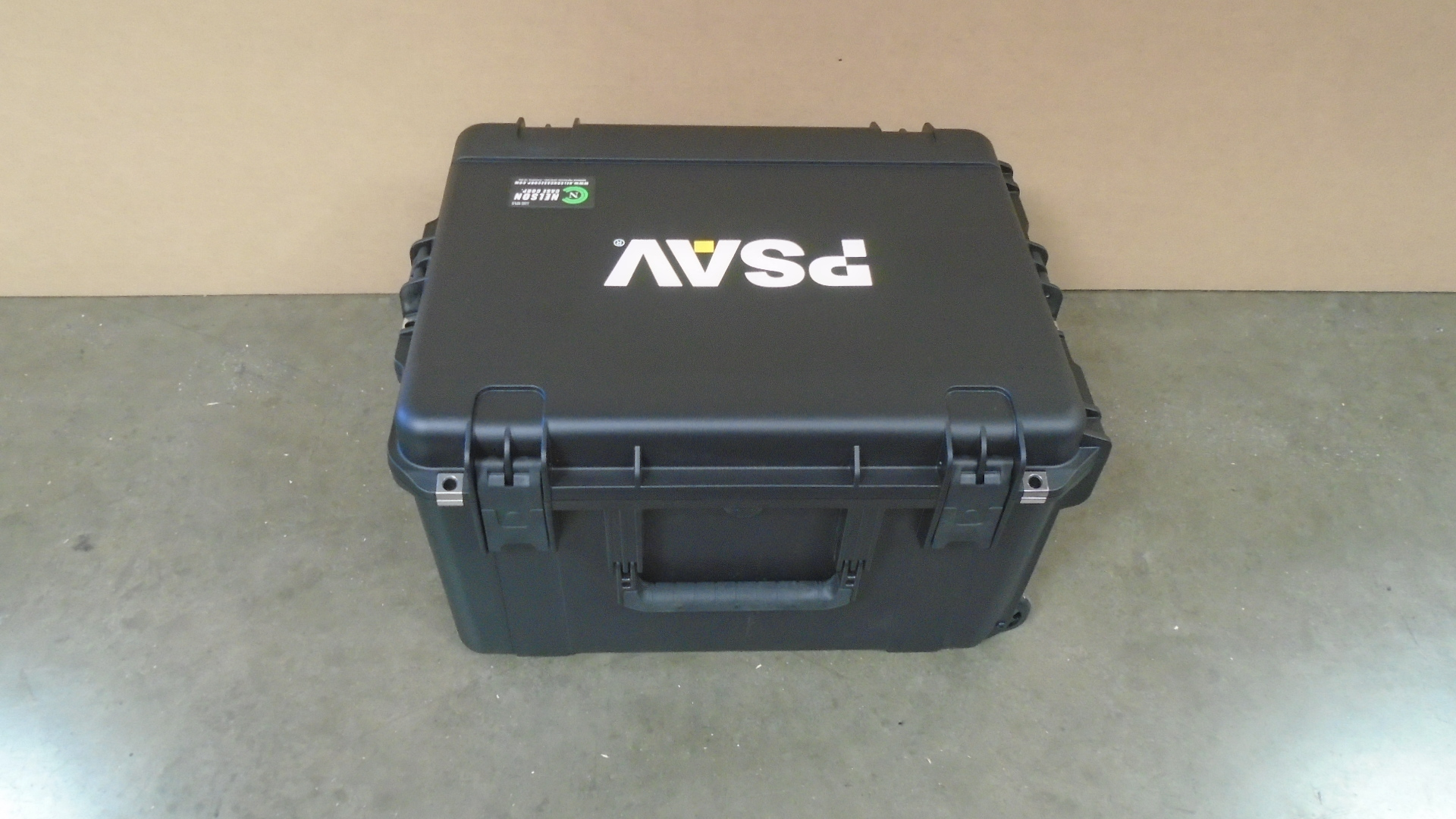 Print # 7613 - SKB 3i-2217-12 Retrofitted for SDI Distribution Kit By Nelson Case Corp