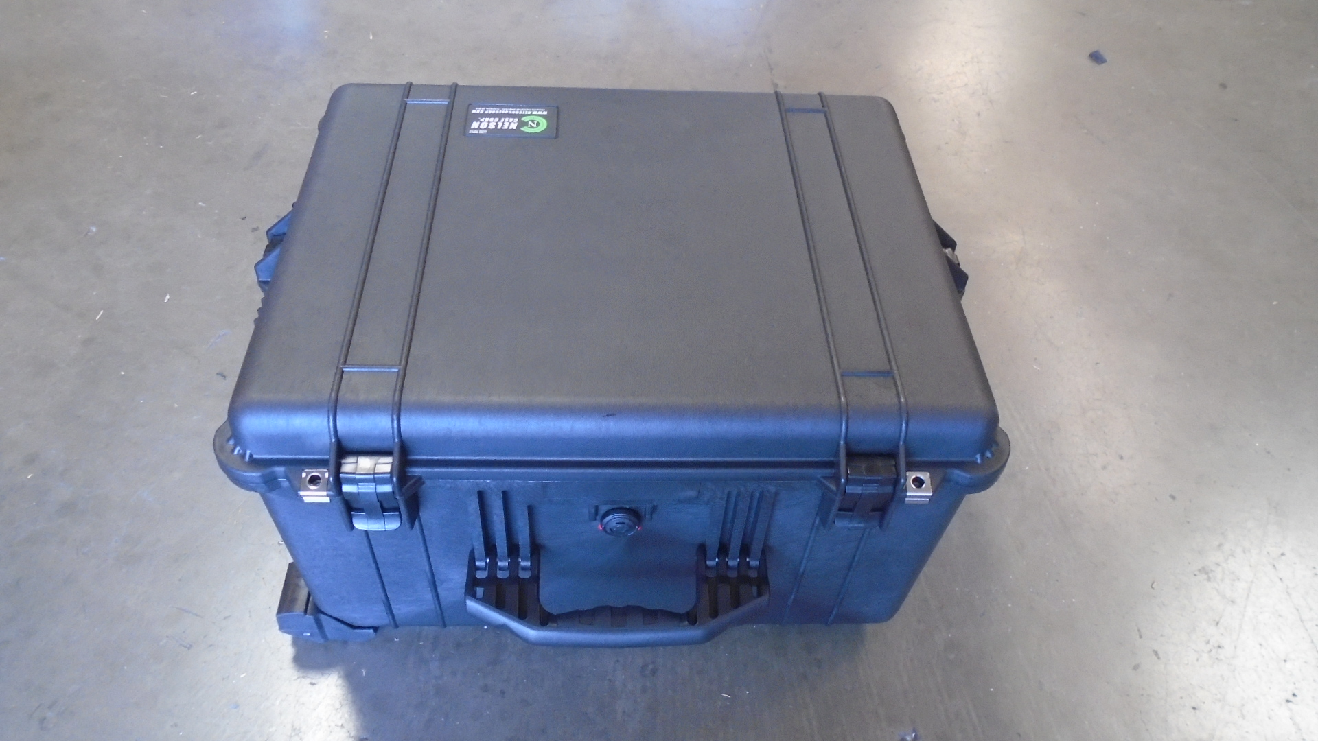 Print # 7639 - Pelican 1620 Retrofitted for Cradlepoint Access Point & Rack Kit By Nelson Case Corp